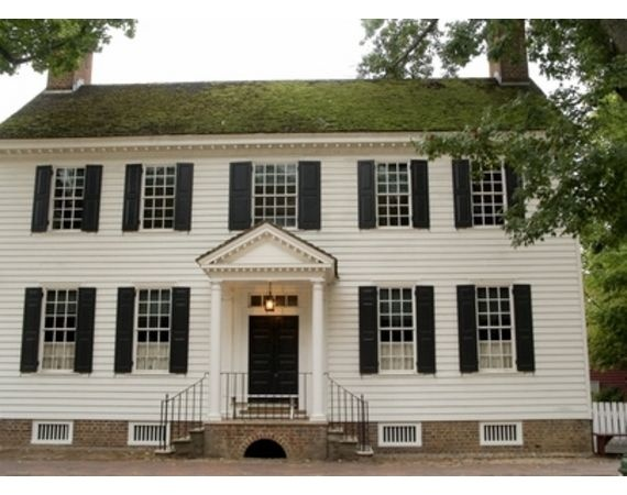 Definition of a colonial house for Colonial house architecture