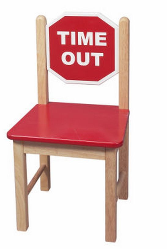 Time out chair diy pinterest