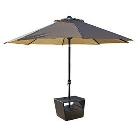 Tempe Umbrella Stand Side Table Project List Pinterest