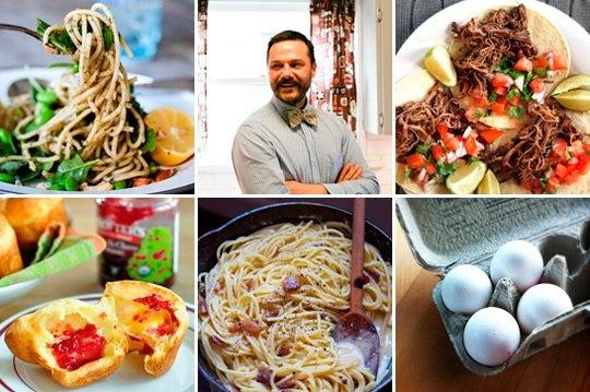 Spaghetti Popovers Recipes — Dishmaps