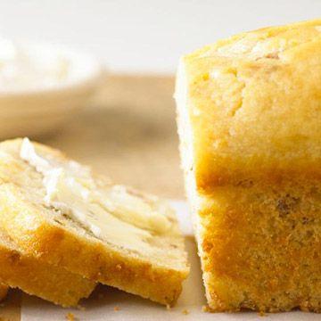 Lemon Bread - diabetic friendly