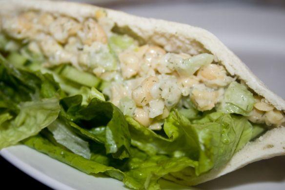 Vegetarian Chickpea Sandwich Filling   Sandwiches   Pinterest