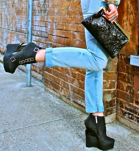 Nasty Gal shoes on Style On The Line