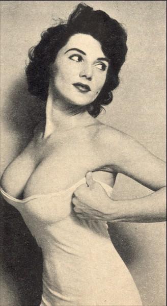 model com Sandra nude