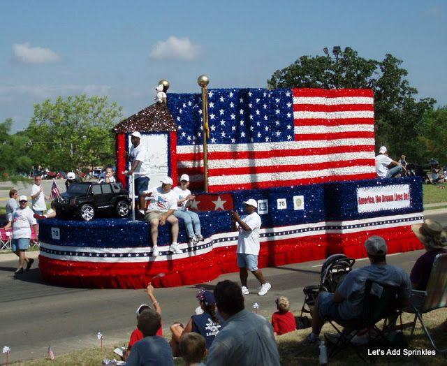 4th of july parade austin tx