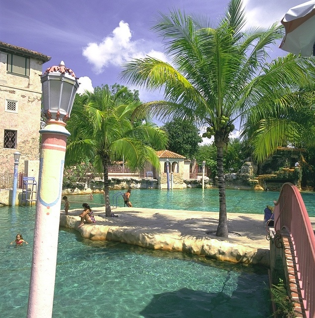 Venetian pool in coral gables a native of florida for Pool show coral gables