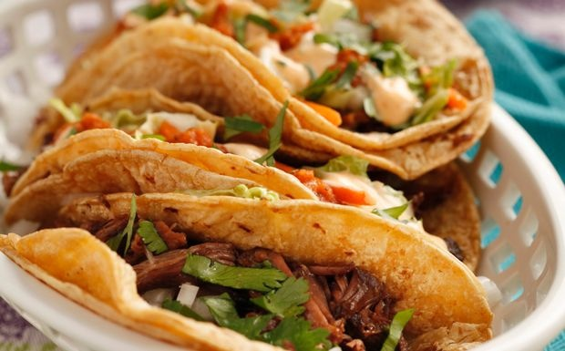 Korean Short-Rib Tacos | south of the border.... | Pinterest