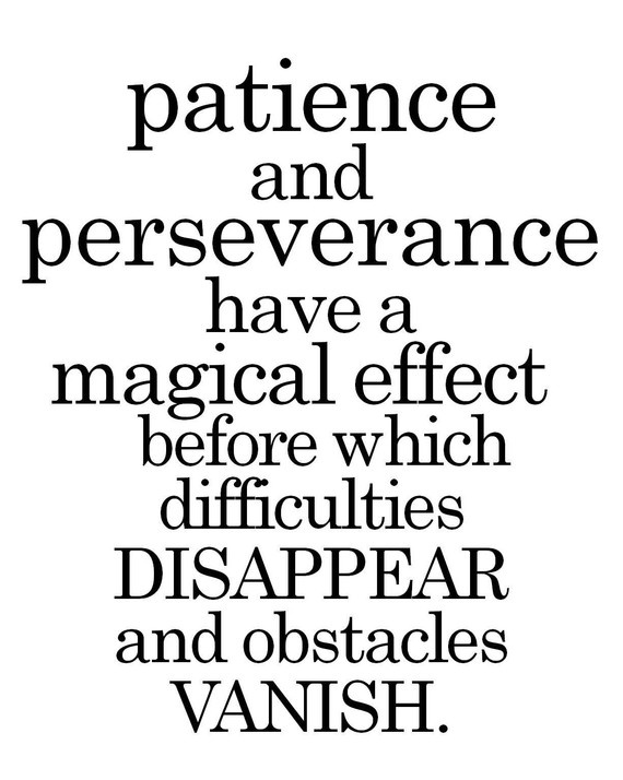 essay faith patience
