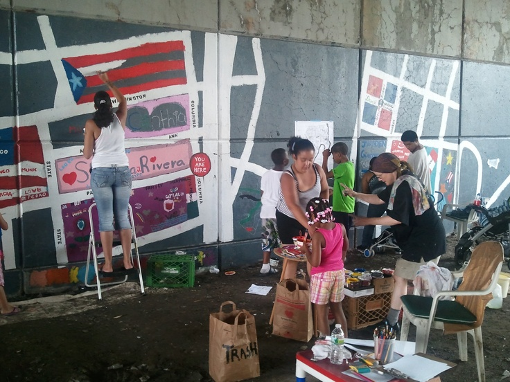Mural Project Summer 2011