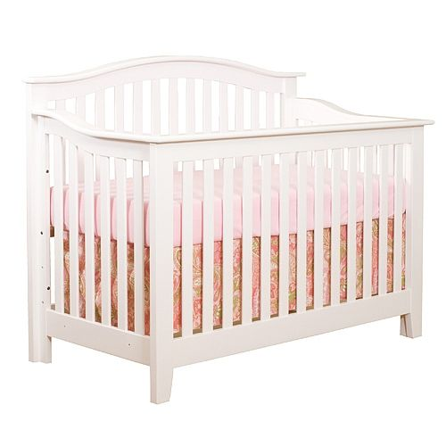 shermag kendall convertible crib white shermag babies quot r quot us nursery