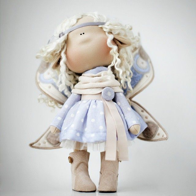 Коннэ кукла мастер класс