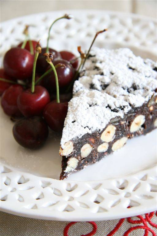 Chocolate Panforte | Food Photography | Pinterest
