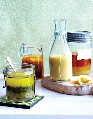 Lemon Dijon Vinaigrette | Food Nirvana | Pinterest