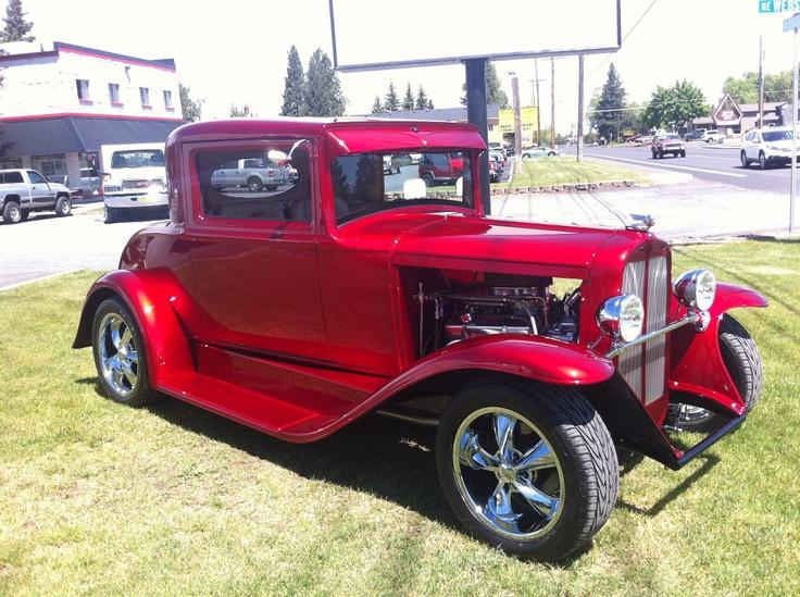 1930 pontiac 3 window coupe gm pinterest