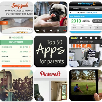 parenting technology best apps paranoid parents