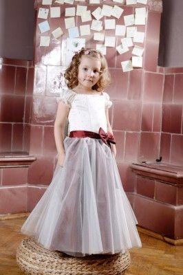 rochita eleganta pentru nunta zizette rochite fetite zizette   li