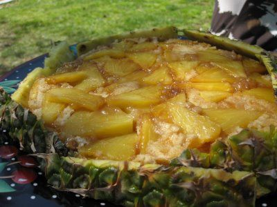 Pineapple Upside Down Cake | Pineapple Express | Pinterest