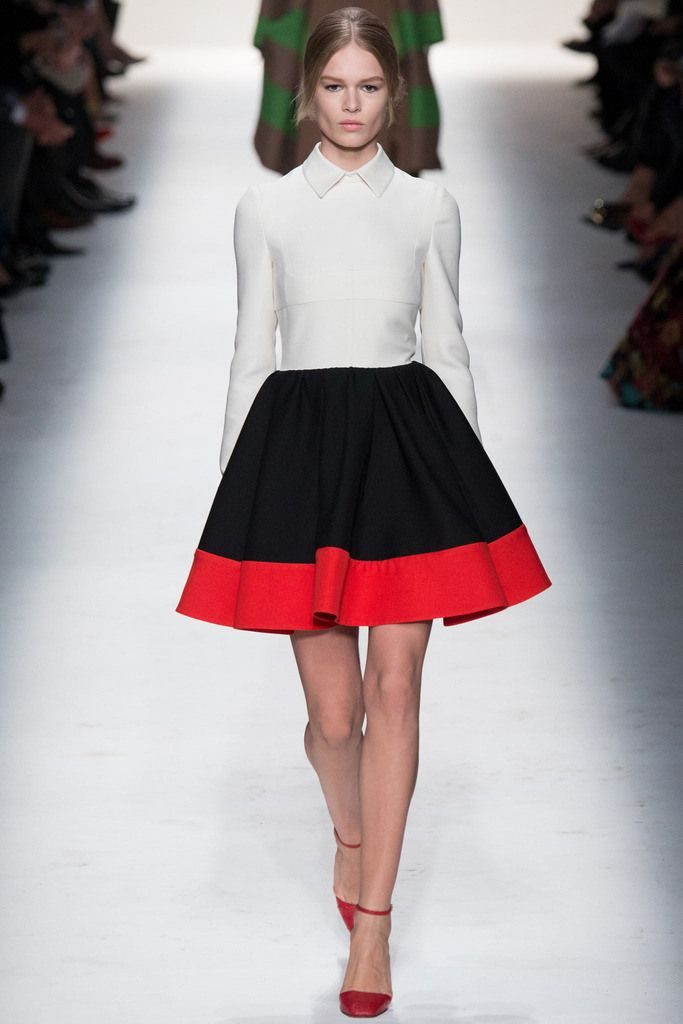 valentino paris fashion week spring 2014