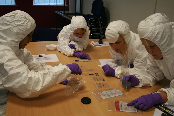 Forensic Science History
