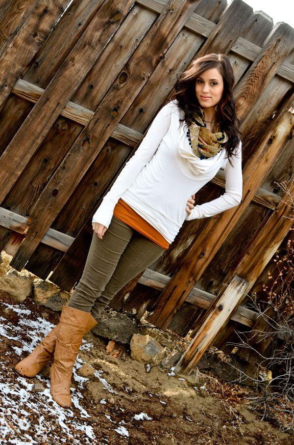 Fall outfit - love this