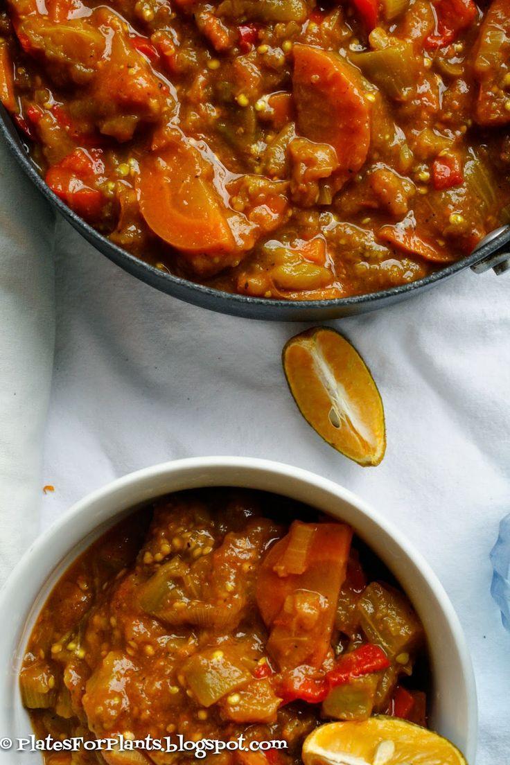 Eggplant Curry | Recipe | Pinterest