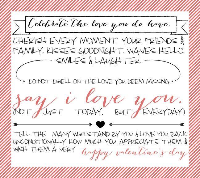 valentine quotes friends
