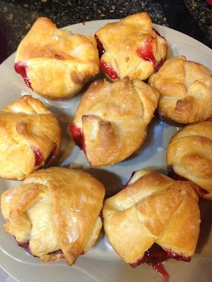 Cherry Pie-Turnovers SO Super Easy to Make and Taste So Good! Fast ...