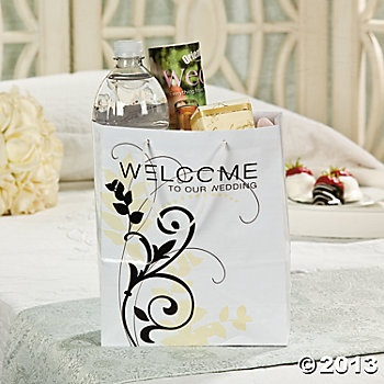 New Orleans Wedding Gift Bag Ideas : Welcome? Gift BagsOriental Trading USD7 for 12. holds about two ...