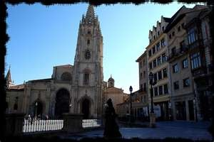 Oviedo, Espana ~ Catedral de Oviedo Asturias