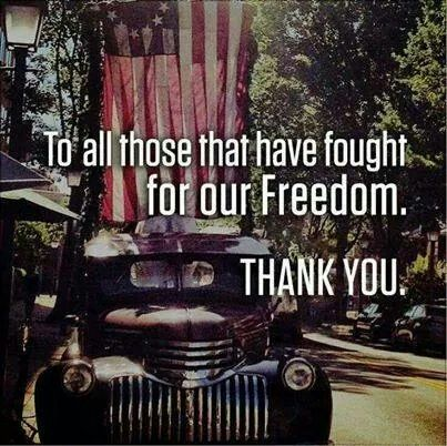 Respect love and appreciation for all of the armed forces thank you