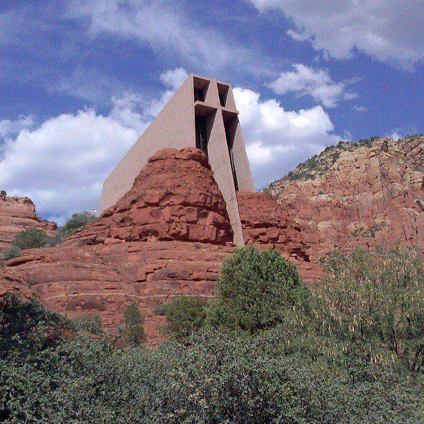 Chapel Of The Holy Cross Sedona Az Arizona But It 39 S A