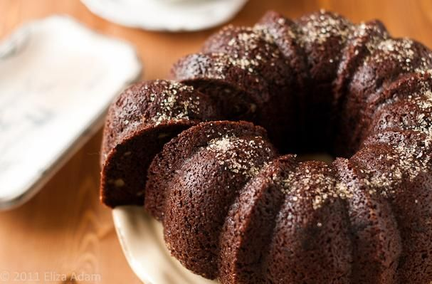 ... Cooking Tips, and Food News | Bittersweet Chocolate-Walnut Bundt Cake