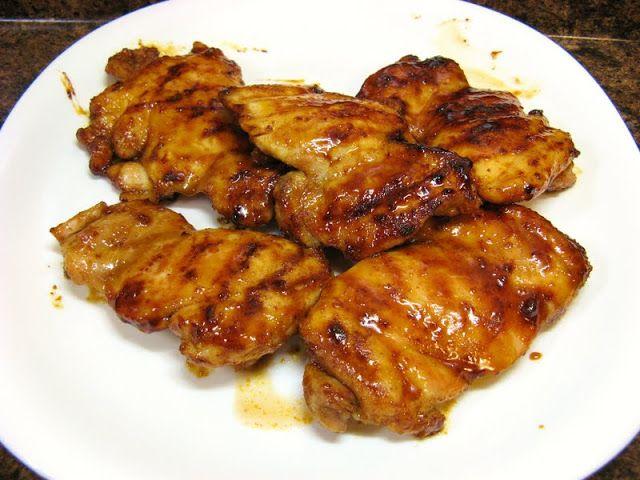 Spicy Honey Chicken | Chicken | Pinterest
