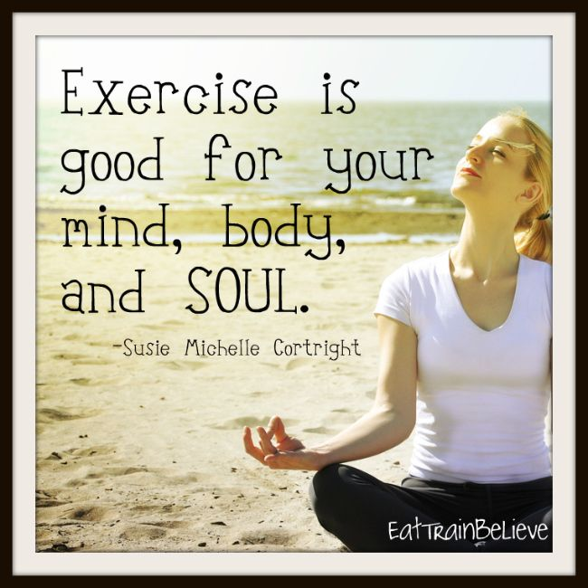 Pin by Eat Train Believe on Fitness Quotes - Motivational Quotes  Pi…