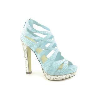 Luichiny Women's 'On My Mind' Man-Made Sandals