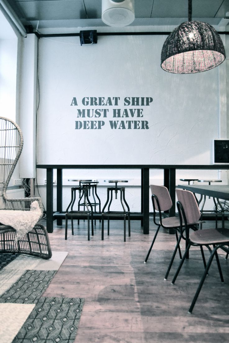 Pin by dani camenzuli on industrial style home pinterest for Interior designs slogans
