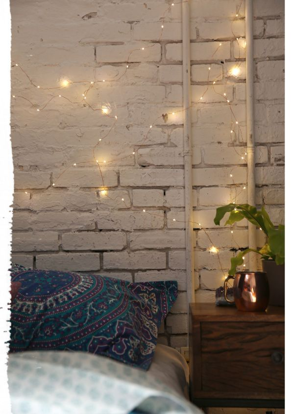 Firefly string lights urban outfitters let there be for Firefly lights urban