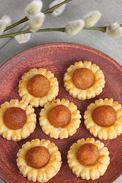 Pineapple tart   Morning Tea Morsels   Pinterest