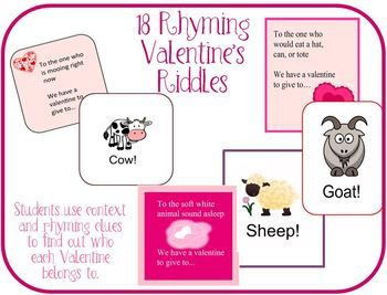 valentine's day riddles and jokes
