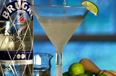 Key Lime Daiquiri — Punchfork | 5:00 somewhere... | Pinterest