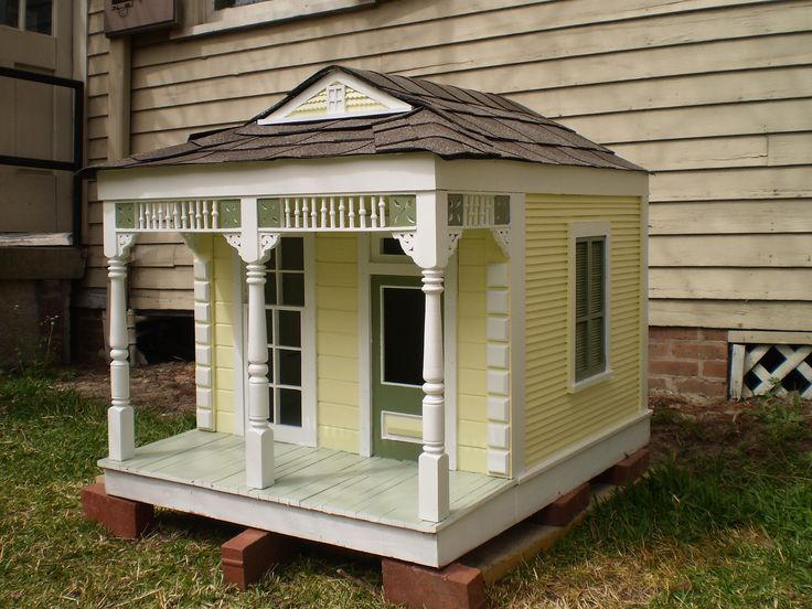 Custom Dog House Dog House Pinterest