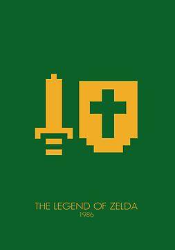 legend of zelda minimalist - photo #30