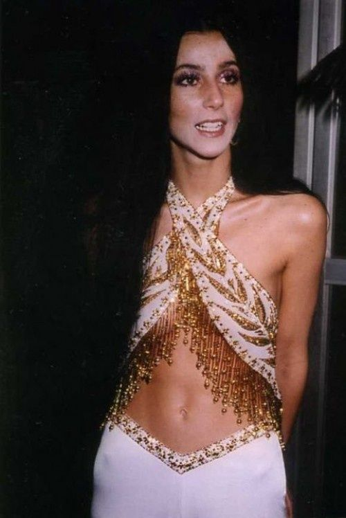 Cher, young and amazing