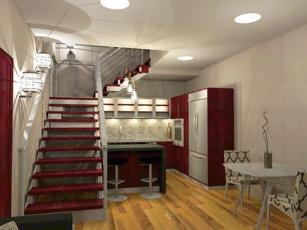 small apartment modern studio loft design your home