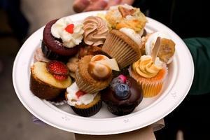 convert cake to cupcake