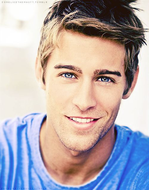 Matt Grevers (team usa swimmer) His eyes!