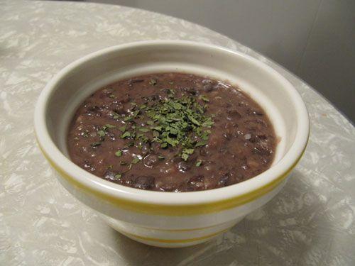 the best refried black beans | good eats | Pinterest