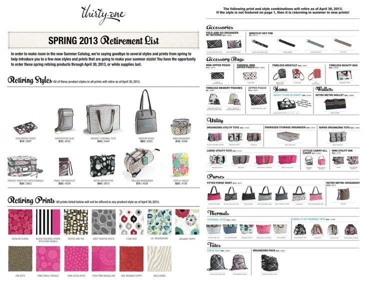 Thirty One Summer Catalog 2013 Free Download Pdf 2015 | Personal Blog