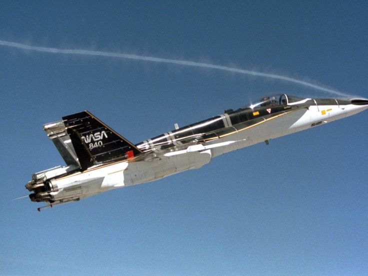 nasa fighter aircraft - photo #27