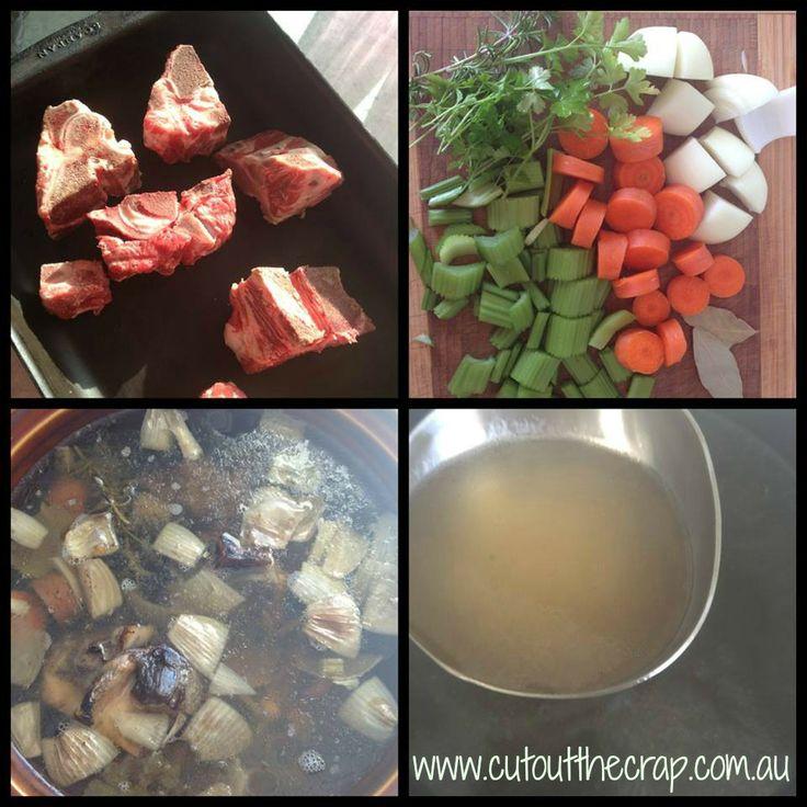 Restorative Beef Broth Recipes — Dishmaps